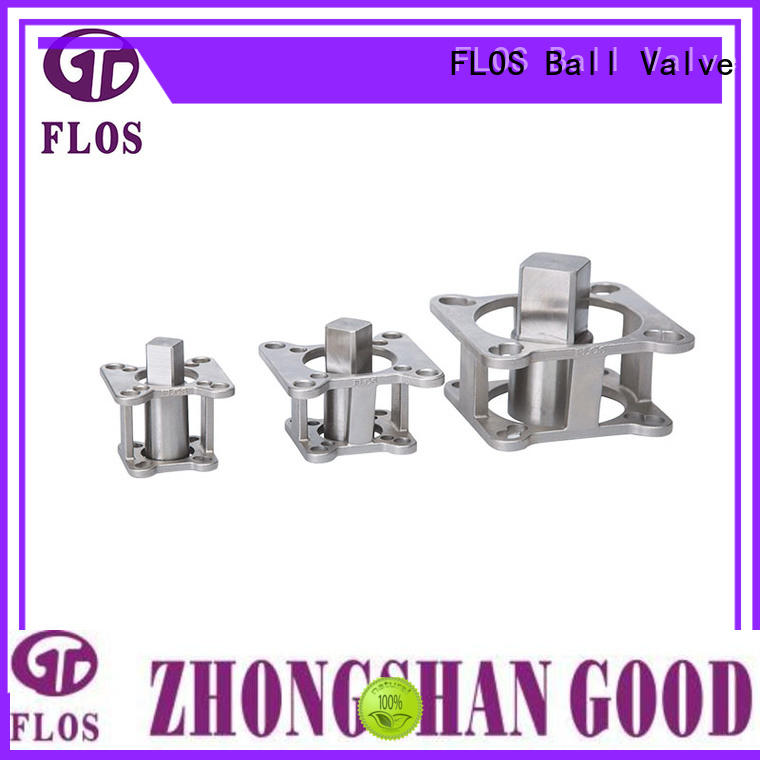 FLOS alloy valve part manufacturer for closing piping flow