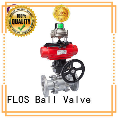 FLOS online three piece ball valve supplier for directing flow