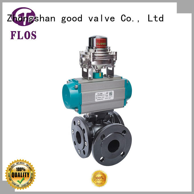 FLOS switch carbon steel valve manufacturer for directing flow