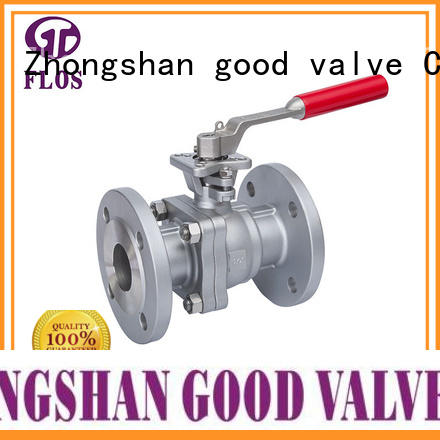 FLOS durable stainless steel valve supplier for closing piping flow
