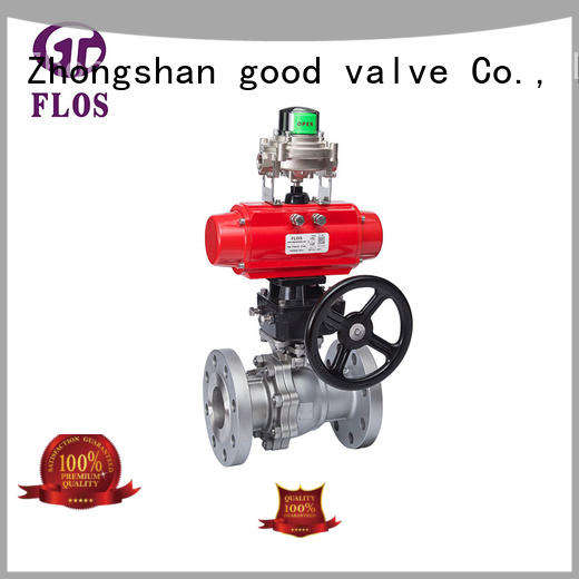 online stainless steel valve pneumatic supplier for directing flow