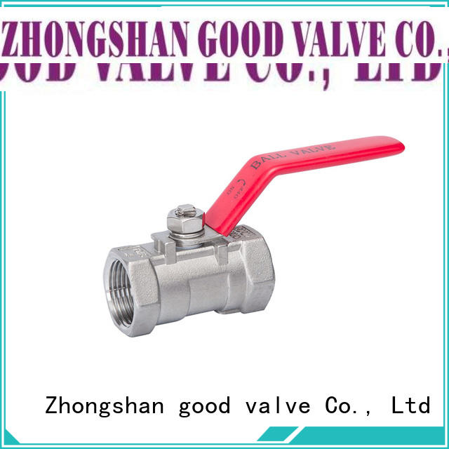 FLOS ball valves supplier for opening piping flow