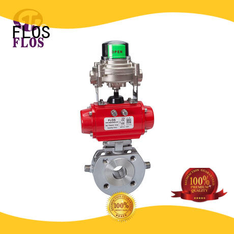 FLOS valveopenclose single piece ball valve for business for closing piping flow
