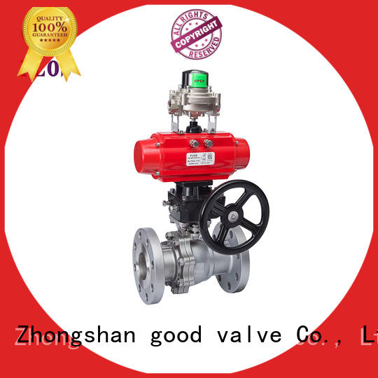FLOS position 2-piece ball valve wholesale for closing piping flow