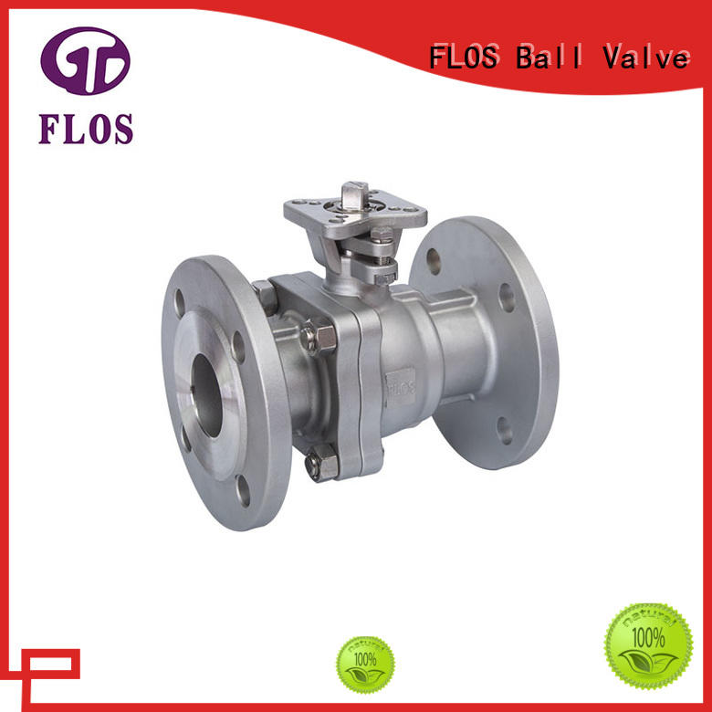 FLOS durable stainless steel ball valve wholesale for directing flow