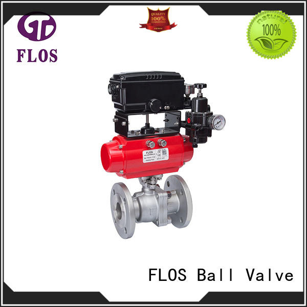 FLOS experienced stainless ball valve supplier for opening piping flow