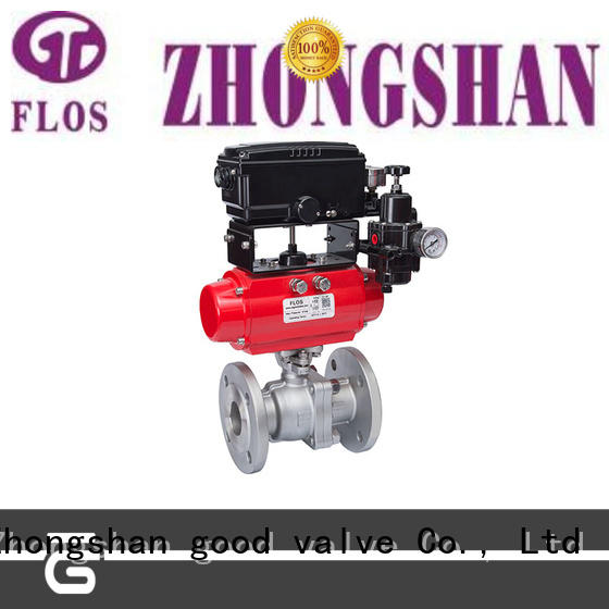 FLOS experienced ball valve manufacturers supplier for closing piping flow