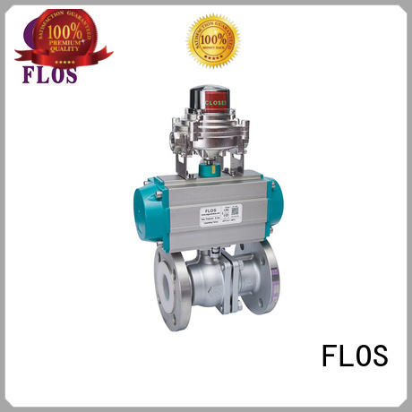 FLOS position stainless steel ball valve Suppliers for opening piping flow