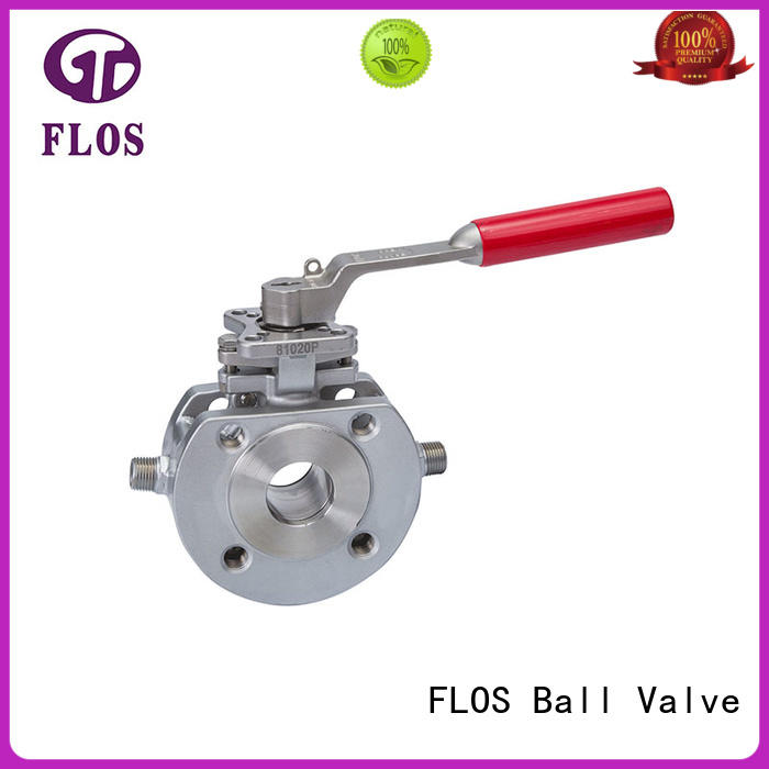 durable 1 pc ball valve ball manufacturer for closing piping flow