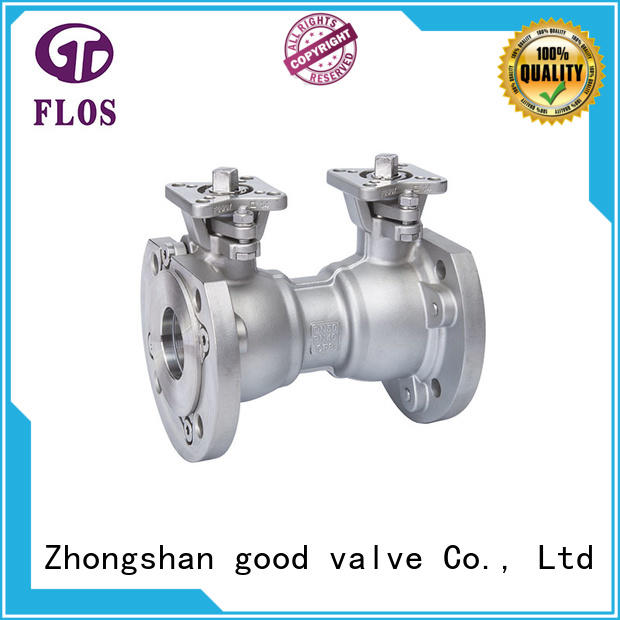 Custom 1-piece ball valve valveflanged for business for directing flow