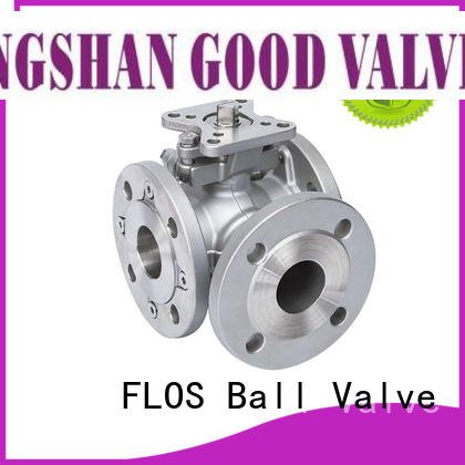 FLOS online 3 way valve wholesale for opening piping flow