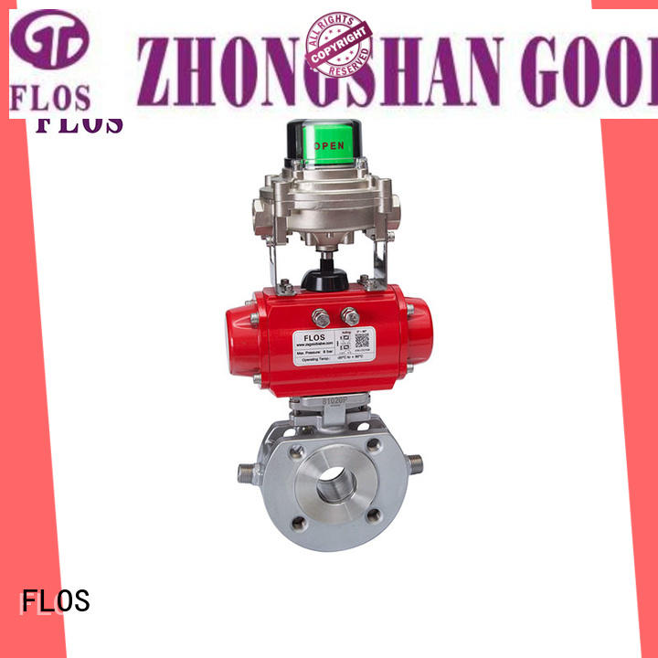 FLOS online single piece ball valve manufacturer for opening piping flow