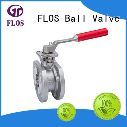 FLOS ends professional valve supplier for closing piping flow