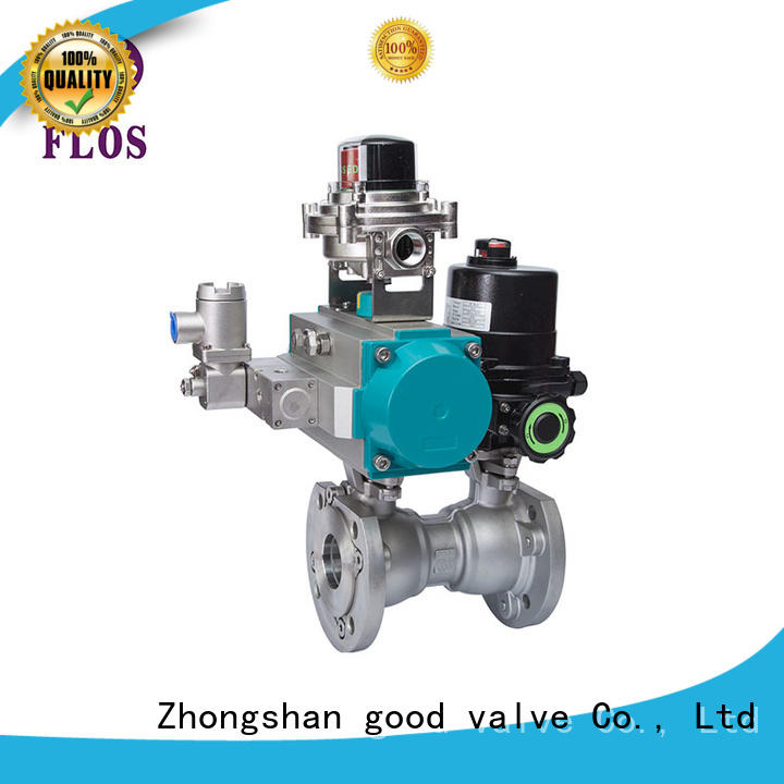 FLOS experienced professional valve supplier for opening piping flow
