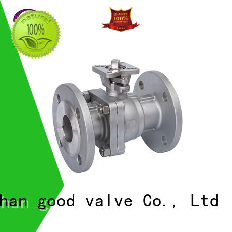 durable 2-piece ball valve pc wholesale for closing piping flow