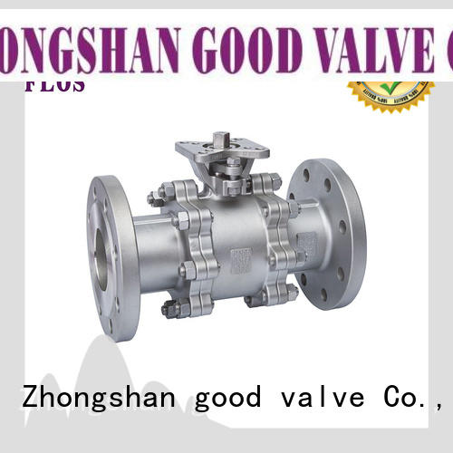 FLOS ball stainless valve manufacturer for opening piping flow