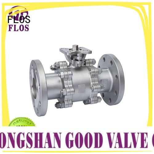 safety 3 piece stainless ball valve openclose manufacturer for directing flow