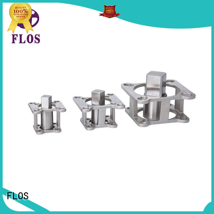 FLOS switch valve part manufacturer for opening piping flow