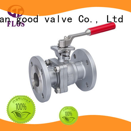 FLOS online stainless steel valve manufacturer for closing piping flow