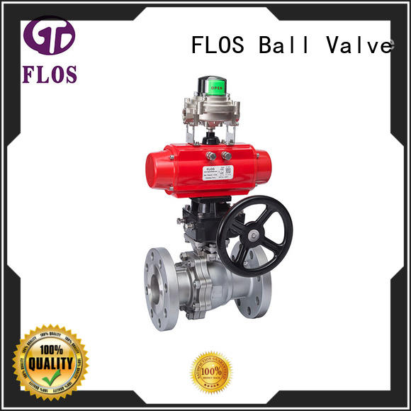 FLOS online stainless steel ball valve wholesale for directing flow