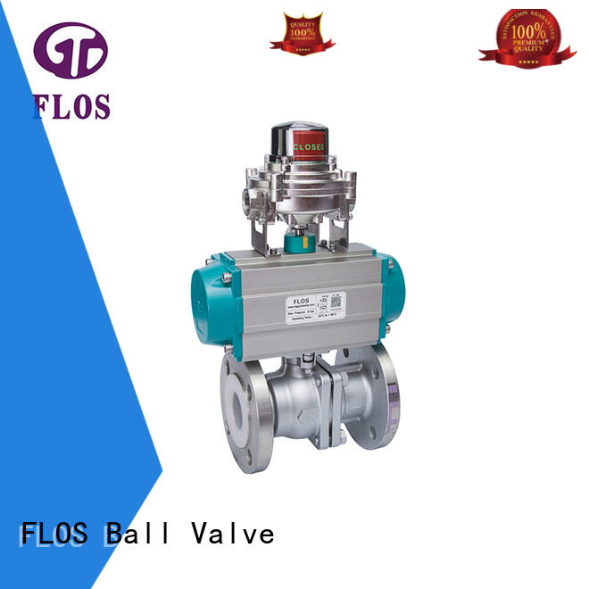 FLOS openclose ball valve manufacturers wholesale for closing piping flow