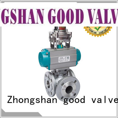 FLOS flanged flanged end ball valve wholesale for directing flow