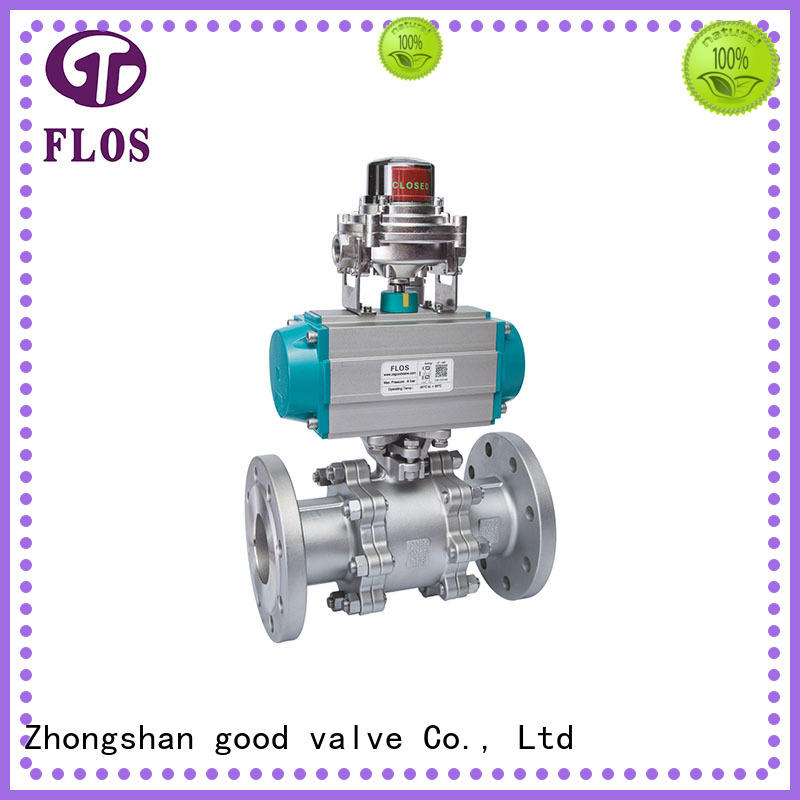 FLOS pneumaticworm stainless valve manufacturer for directing flow