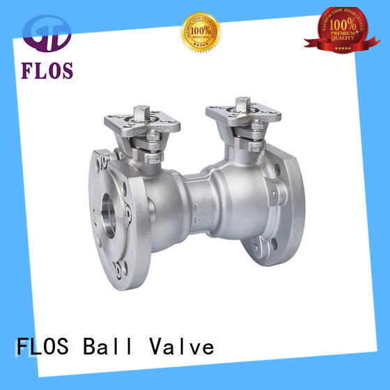high quality one piece ball valve electric manufacturer for closing piping flow
