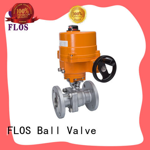 FLOS openclose ball valves factory for closing piping flow