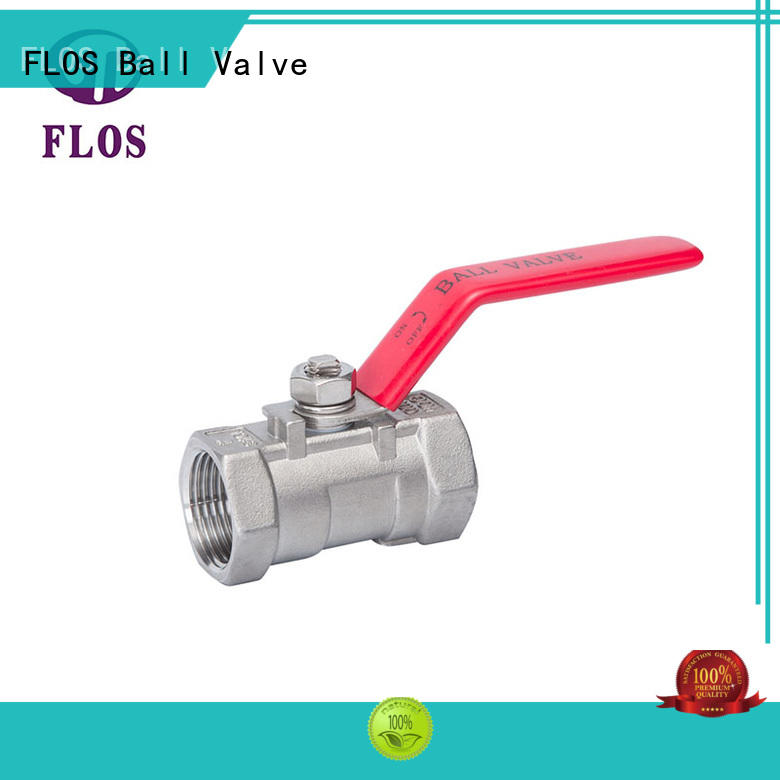 professional one piece ball valve openclose wholesale for closing piping flow