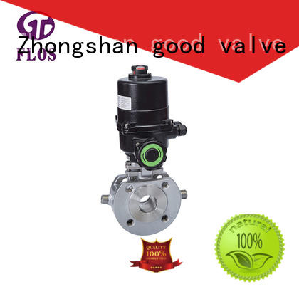 FLOS experienced 1 piece ball valve manufacturer for opening piping flow