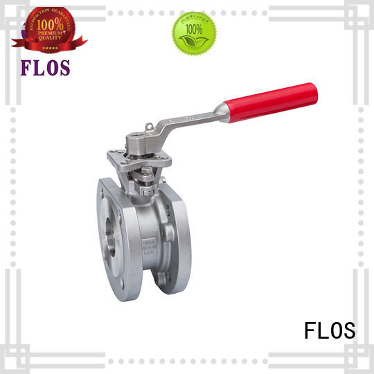 FLOS durable valves supplier for closing piping flow