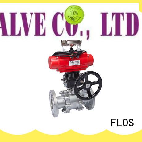 FLOS Top 3 piece stainless ball valve manufacturers for opening piping flow