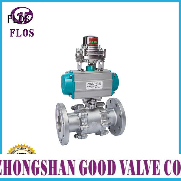durable stainless valve pneumatic wholesale for closing piping flow