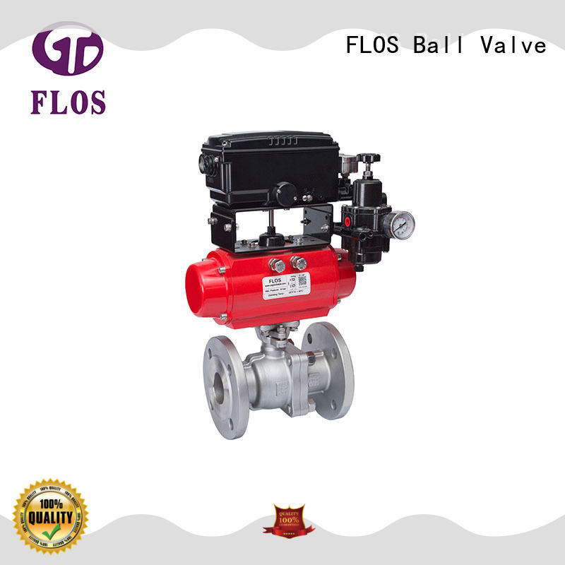 FLOS online stainless ball valve wholesale for closing piping flow