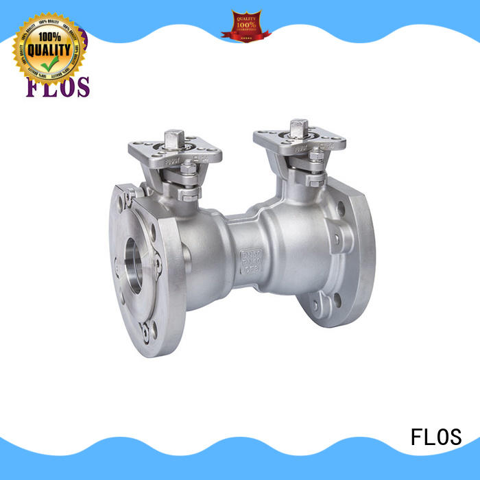 FLOS valveopenclose flanged gate valve supplier for directing flow