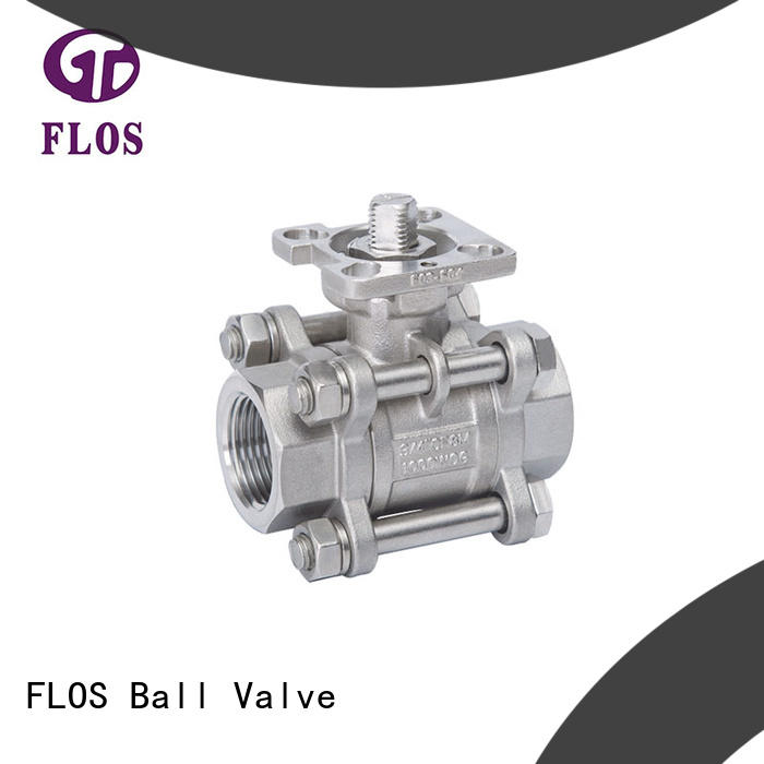 professional stainless steel flanged ball valve wholesale for directing flow