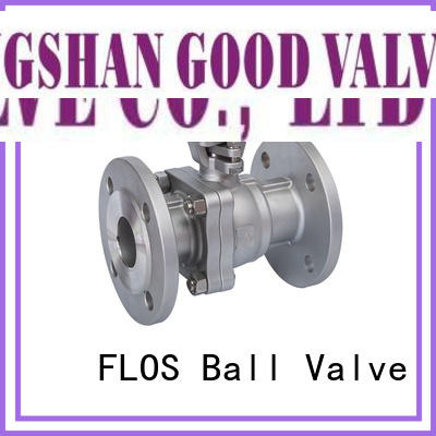 High-quality stainless ball valve positionerflanged Suppliers for closing piping flow