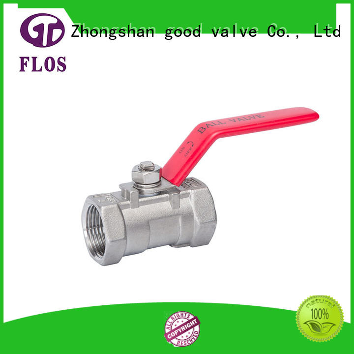 durable 1 piece ball valve pc manufacturer for directing flow