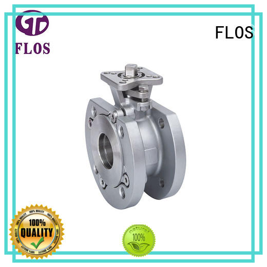 FLOS high quality valves supplier for closing piping flow