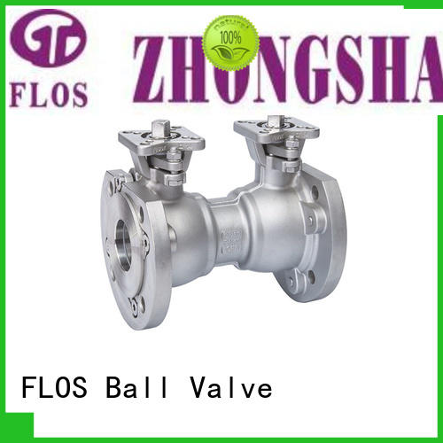 safety uni-body ball valve wafer wholesale for closing piping flow