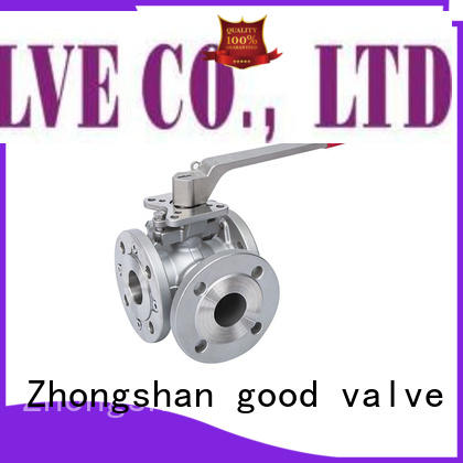durable three way valve pneumatic wholesale for closing piping flow