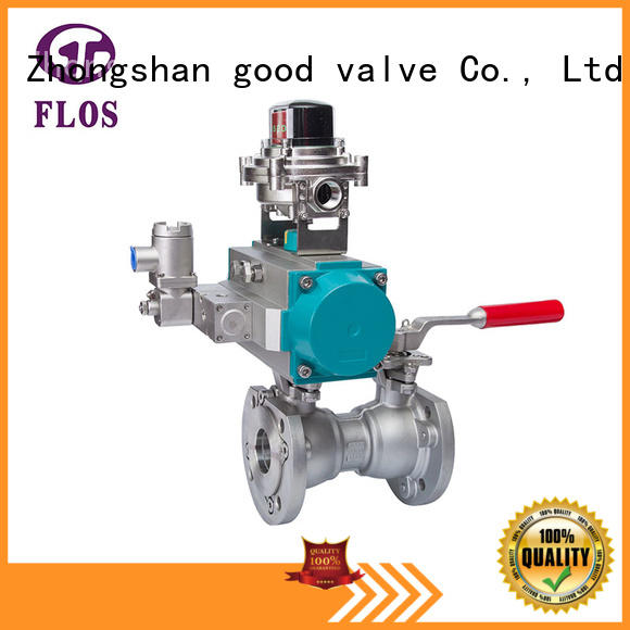FLOS experienced flanged gate valve wholesale for directing flow