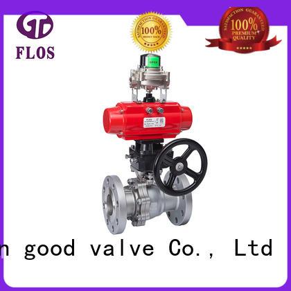 durable 2 piece stainless steel ball valve highplatform manufacturer for directing flow