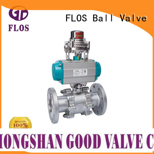 professional three piece ball valve pc supplier for directing flow