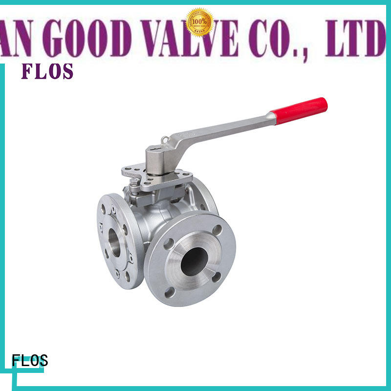 experienced 3 way flanged ball valve way supplier for directing flow