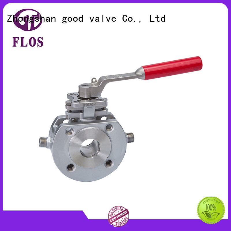 FLOS experienced uni-body ball valve supplier for directing flow