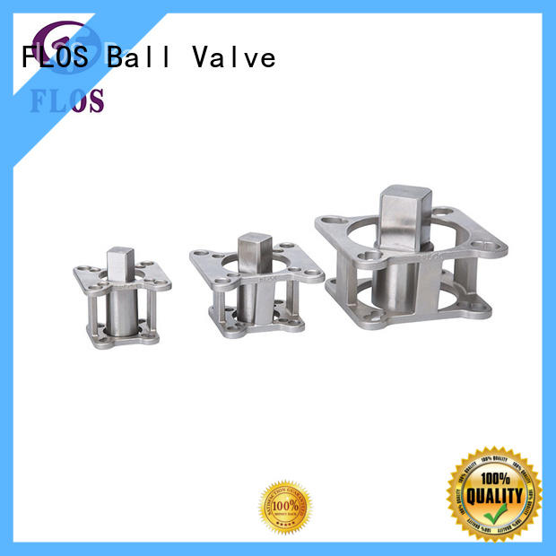 FLOS elevating ball valve parts wholesale for closing piping flow