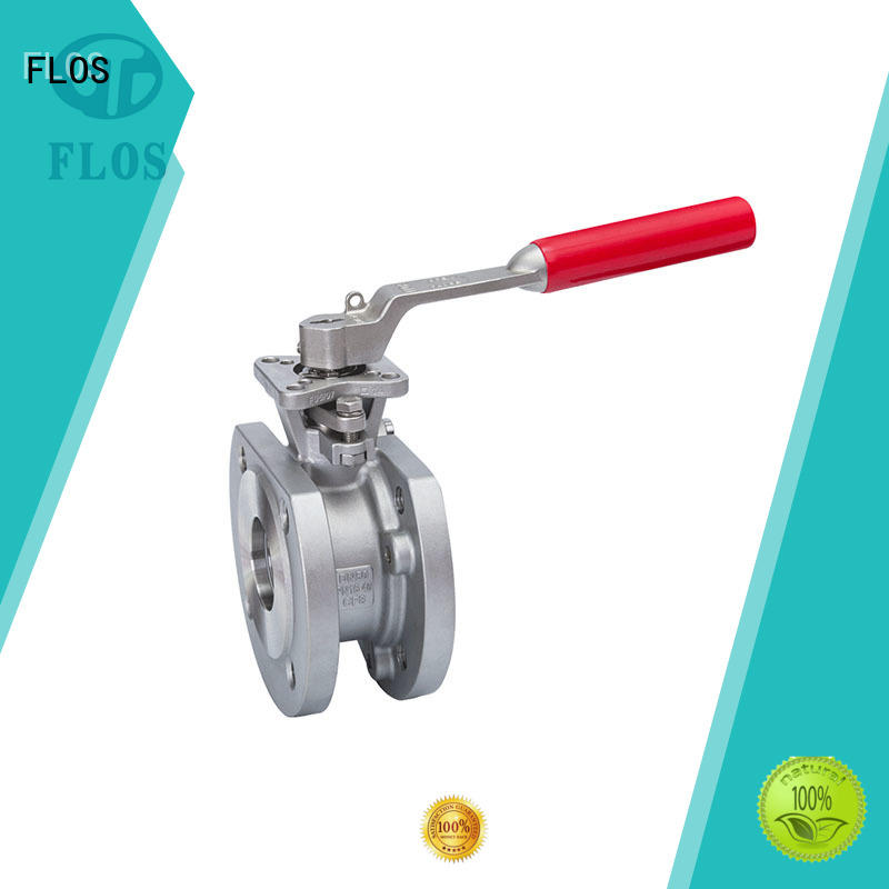 FLOS switch flanged gate valve manufacturer for opening piping flow