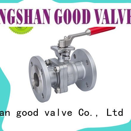FLOS durable 2 piece stainless steel ball valve supplier for directing flow